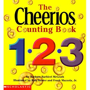 Cheerios Counting Book