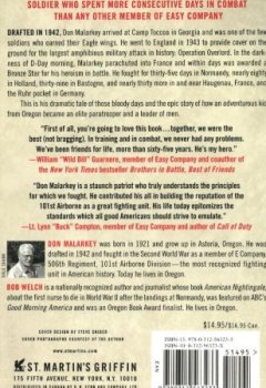 Livres Couvertures de Easy Company Soldier: The Legendary Battles of a Sergeant from World War II's