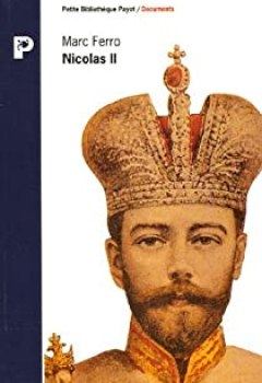 Livres Couvertures de Nicolas II