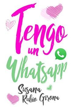 Portada del libro deTengo un Whatsapp