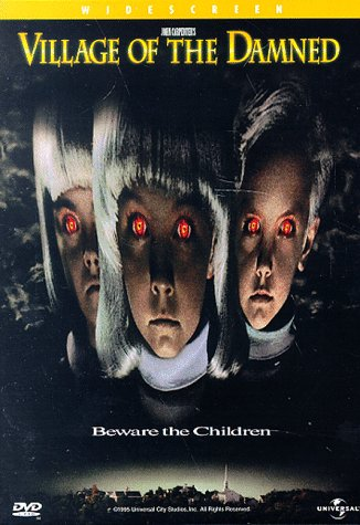 "Cover of ""Village of the Damned [Region 2..."