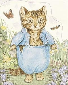 """Cover of """"Tom Kitten (Potter)"""""""