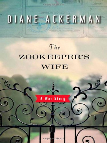 """When we say """"The Zookeeper's WIfe"""" we are not referring to the Diane Ackerman novel."""