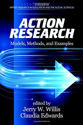 Amazon image of the Willis 2014 Action Research book