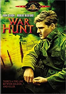 "Cover of ""War Hunt"""