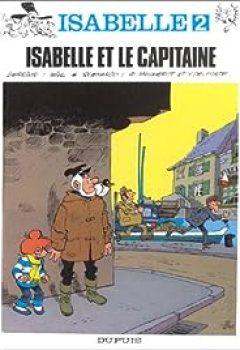 Livres Couvertures de Isabelle Et Le Capitaine