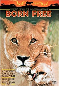"Cover of ""Born Free"""