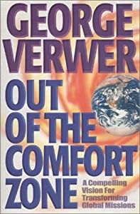"""Cover of """"Out of the Comfort Zone"""""""