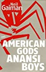 Anansi Boys ; American Gods : Coffret 2 volumes