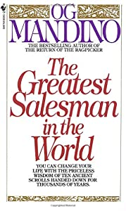 "Cover of ""The Greatest Salesman in the Wo..."