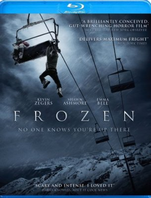 Frozen [Blu-ray] starring Shawn Ashmore