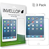 INVELLOP iPad Air 5G 5th generation CRYSTAL CLEAR 3-pack Screen protectors