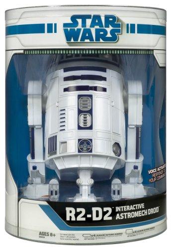 Interactive Star Wars R2D2 Astromech Droid Robot