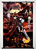 Wall Scroll Poster Fabric Painting For Anime Twin Star Exorcists Key Roles L