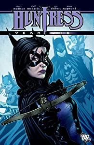 "Cover of ""Huntress: Year One"""