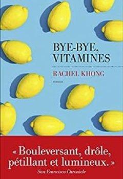 Livres Couvertures de Bye Bye, Vitamines