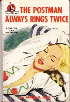 Livres Couvertures de Postman Always Rings Twice