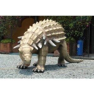全長4.5m!エドモントニア巨大フィギュア(恐竜等身大フィギュア)