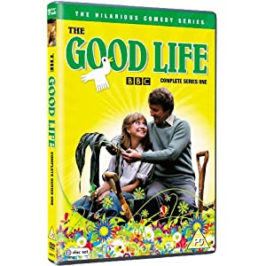 The Good Life - Complete Series 1 [DVD] [1975]