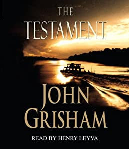 "Cover of ""The Testament (John Grisham)"""