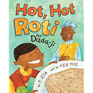 Hot, Hot Roti for Dada-ji