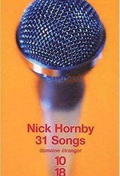 Livres Couvertures de 31 Songs