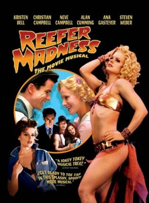 Reefer Madness - The Movie Musical starring Christian Campbell, Mr. Media Interviews