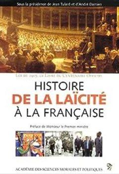 Livres Couvertures de Histoire De La Laïcité à La Française