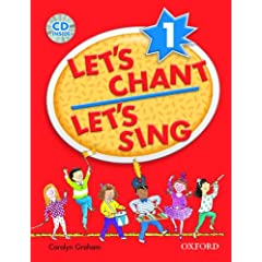 Let's Chant, Let's Sing Book 1 w/ Audio CD (Let's Go / Oxford University Press)