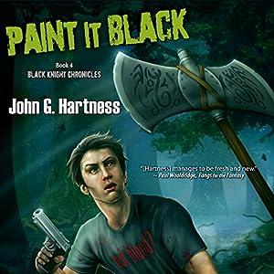 Paint it Black Audiobook