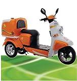 800W ElektroMobil DreiRad ElektroScooter Allen 2 bis 30km/h