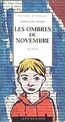 Les ombres de novembre