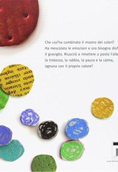 Copertina del libro di I colori delle emozioni. Ediz. a colori