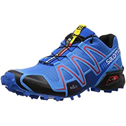 Salomon Herren Speedcross 3 Traillaufschuhe