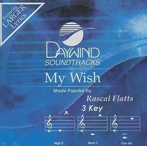 Rascal Flatts My Wish Music