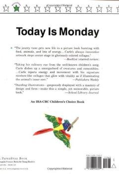 Livres Couvertures de Today Is Monday