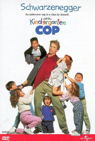 Kindergarten Cop (Bilingual)
