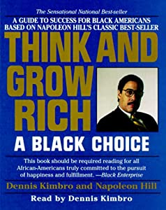 "Cover of ""Think and Grow Rich:A Black Cho..."
