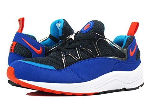 [ナイキ]NIKE AIR HUARACHE LIGHT CONCORD/TEAM ORANGE/BLACK[並行輸入品] [ウェア&シューズ]