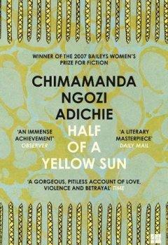Livres Couvertures de Half of a Yellow Sun