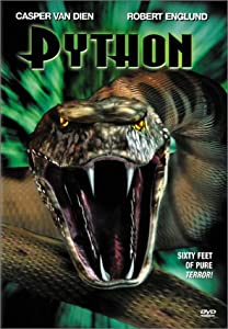 "Cover of ""Python"""