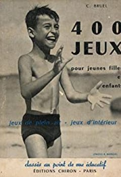 Livres Couvertures de 400 Jeux Pour Jeunes Filles Et Enfants