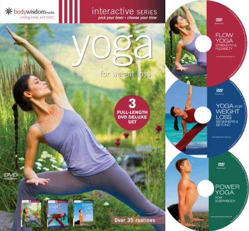 yogo set 3 full length DVD deluxe