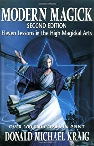 "Cover of ""Modern Magick: Eleven Lessons i..."