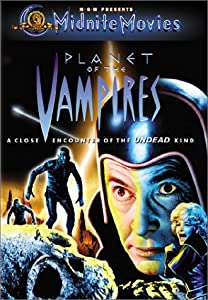 "Cover of ""Planet of the Vampires"""