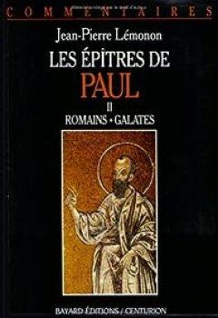 Livres Couvertures de Les Epitres De Paul, Tome 2