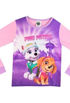 8937dd7f3f Paw Patrol Mädchen Everest und Skye Schlafanzug PDF-Datei herunterladen