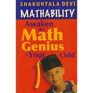 Shakuntala Devi : Mathability Book