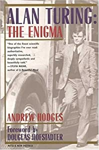 "Cover of ""Alan Turing: The Enigma"""