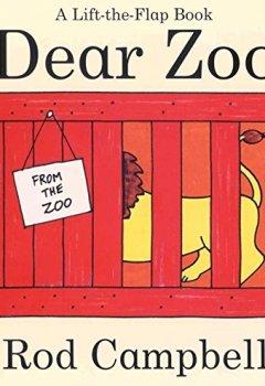 Portada del libro deDear Zoo (Picture Puffin)